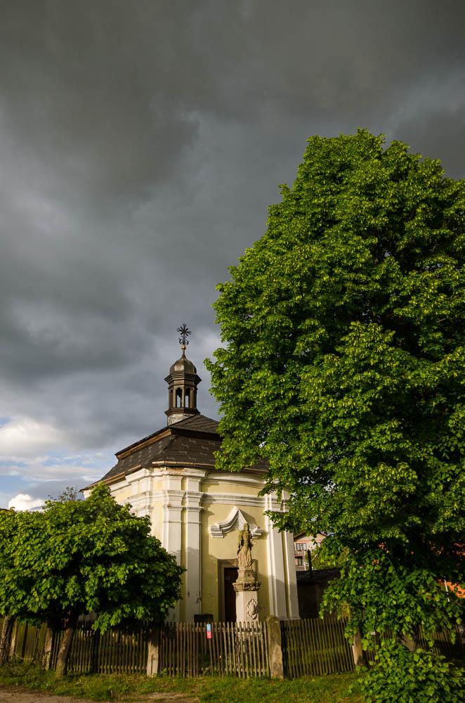 Kaple v Příchvoji
