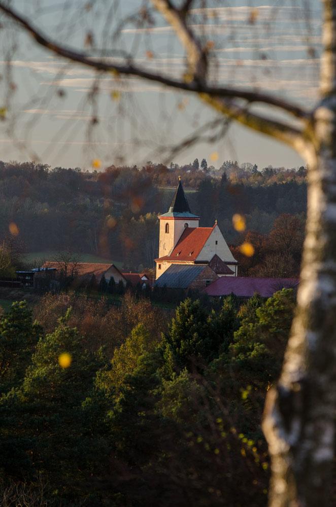 Hrušovský kostel