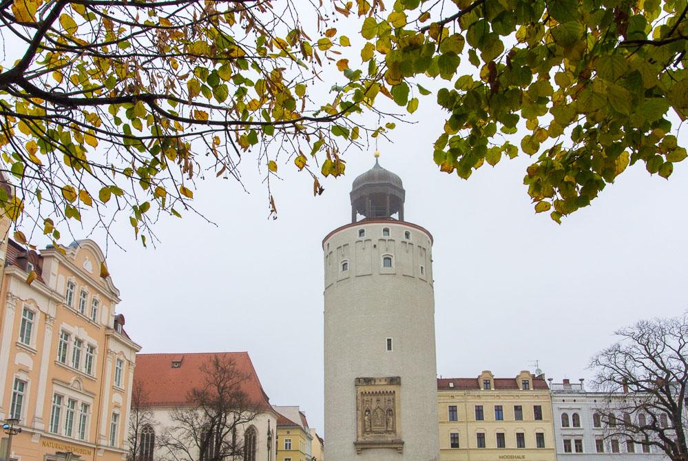 Mariánský sloup v Görlitzu
