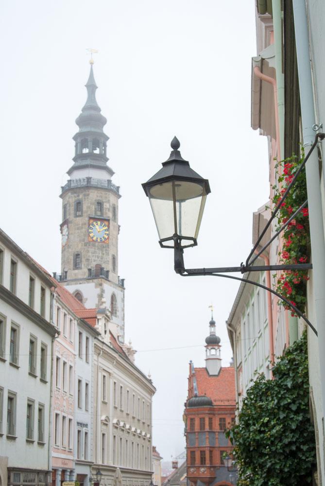 Untermarkt - náměstí v Görlitzu