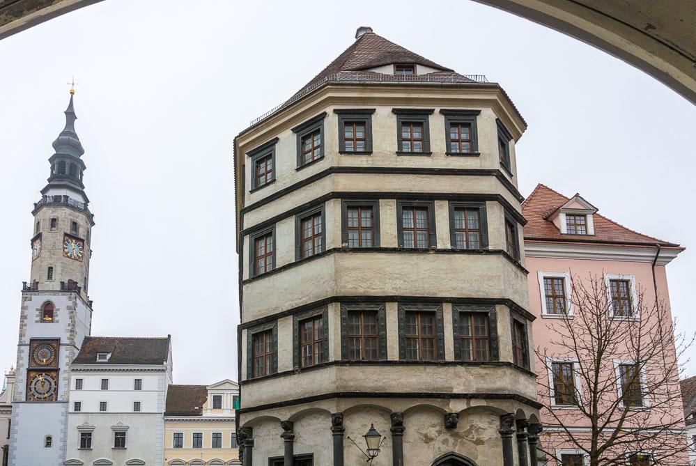 Zhořelec (Görlitz) – krásné městečko na Nise