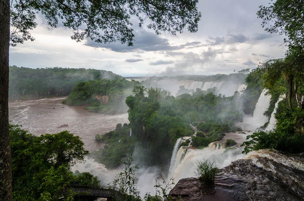 Iguazu - děsivá síla vodopádů snad nejde ani nafotit