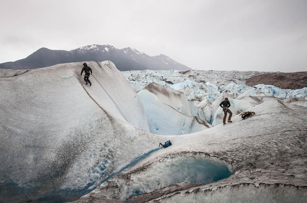 Ledovce - těch je v Patagonii tolik a jsou neuvěřitelně krásné a fotogenické