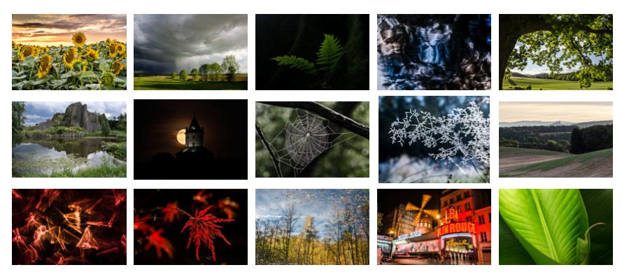 První rok fotoblogu – 25 vybraných snímků