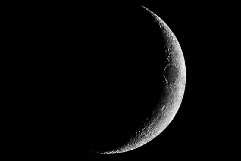 Jak na fotografování měsíce (díl 2.) –  tipy na správnou expozici a co nejostřejší snímek