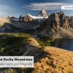 Titulní strana-Fotopruvodce nejen pro fotografy o Rocky Mountains (Skaliste hory) - Kanada