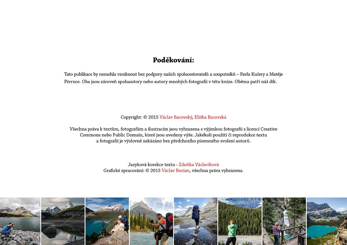 Zaverecna strana-Fotopruvodce nejen pro fotografy o Rocky Mountains (Skaliste hory) - Kanada