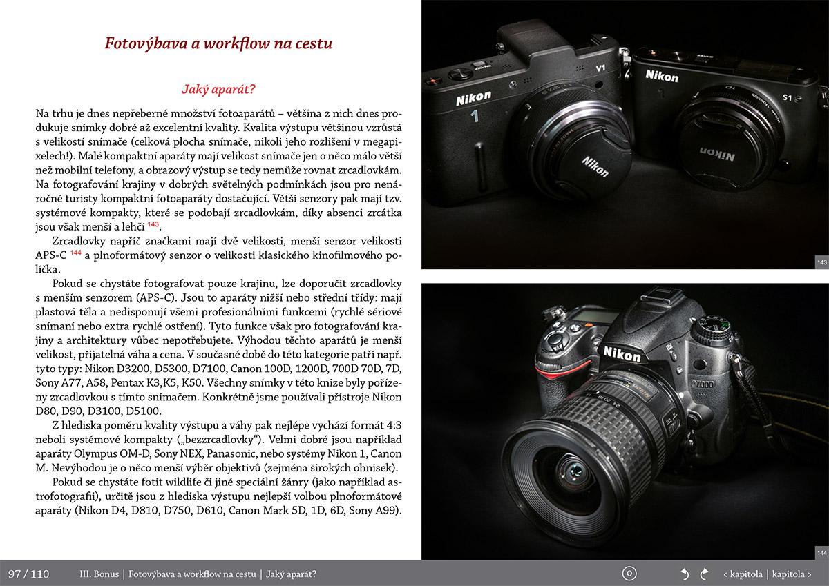 Tipy na fotograficko vybaveni -Fotopruvodce nejen pro fotografy o Rocky Mountains (Skaliste hory) - Kanada