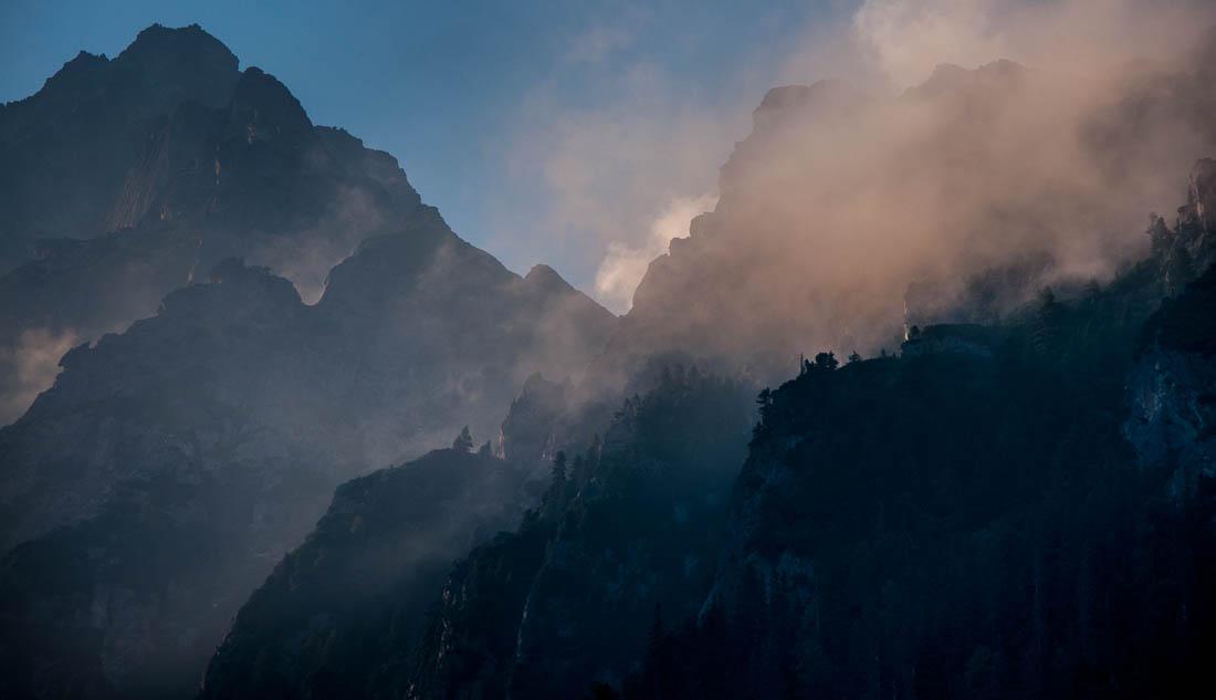 Tři hodiny ve Vysokých Tatrách – tip na rychlý fotovýlet a něco málo o intuici