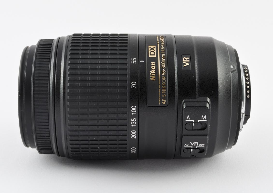 Uživatelská recenze teleobjektivu Nikkor DX AF-S 55-300mm f4.5-5.6 VR