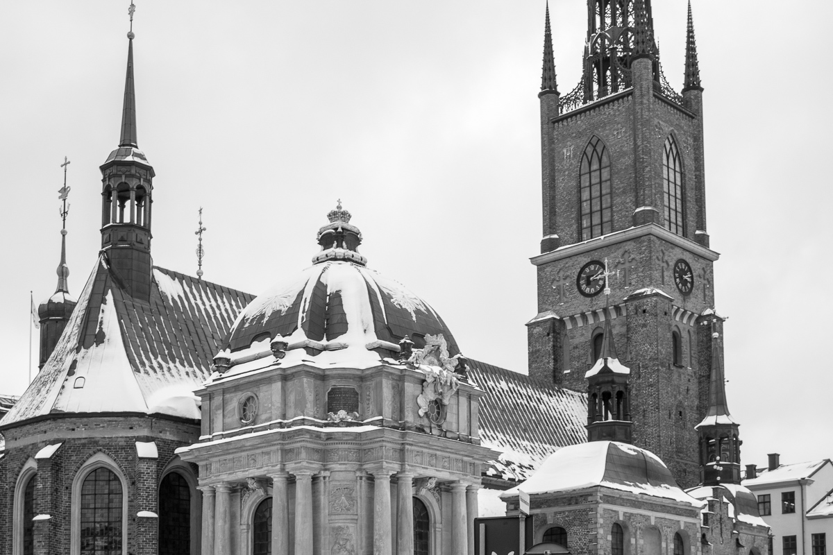 Kostel Riddarholmen