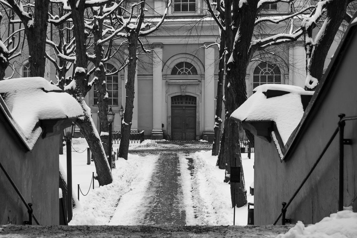 kostel S:taMaria Magdalena, Stockholm