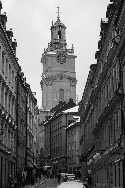 Stockholmská katedrála