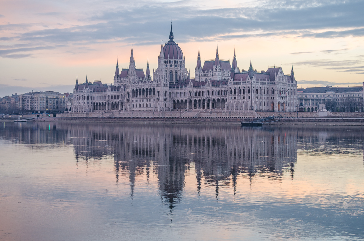 Tipy na fotografování vBudapešti: díl 1 – budova parlamentu (Országház)