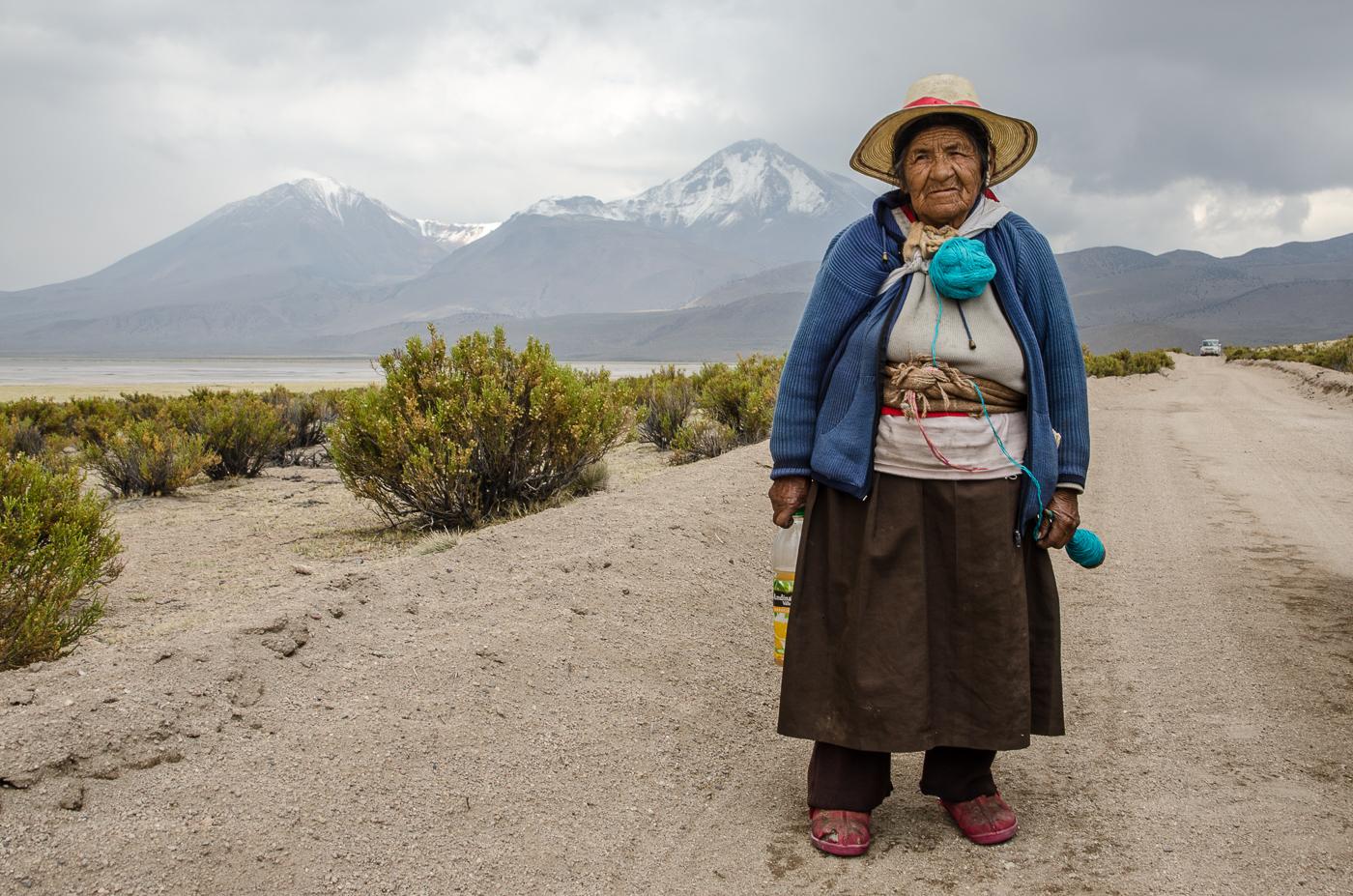 Jak si chilští pastevci lam chtěli popovídat sdvěma Čechy