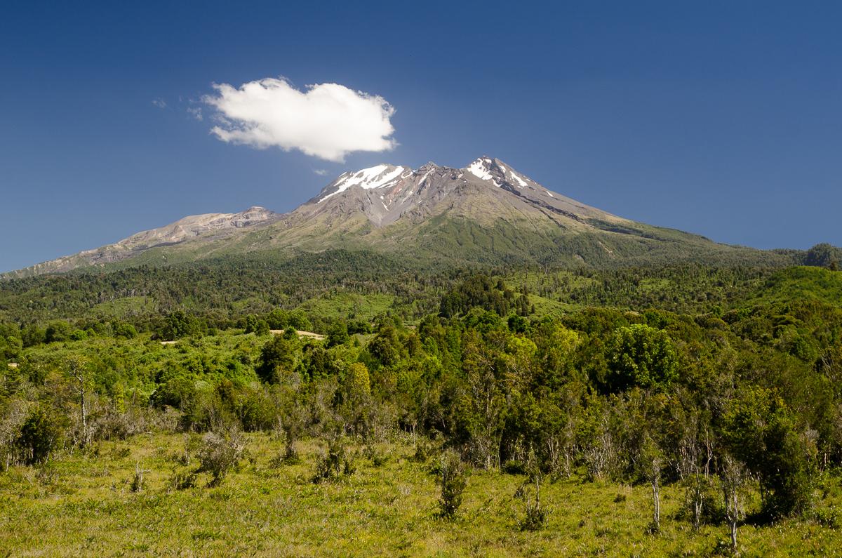 Calbuco – nenápadná chilská sopka ukázala sílu