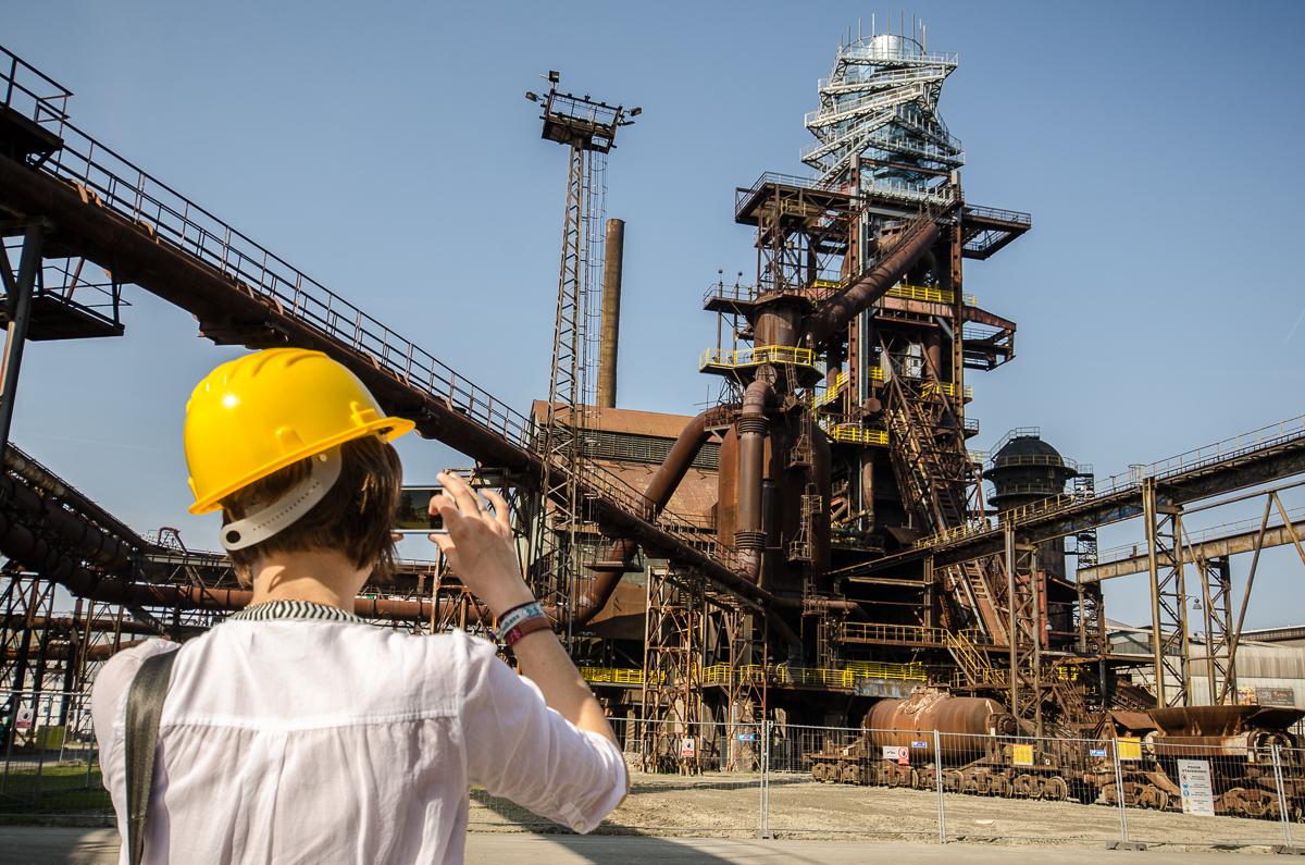 Jedna fotka a jede se na pec - nahoře je vidět nová nástavba - opět dílo Josefa Pleskota