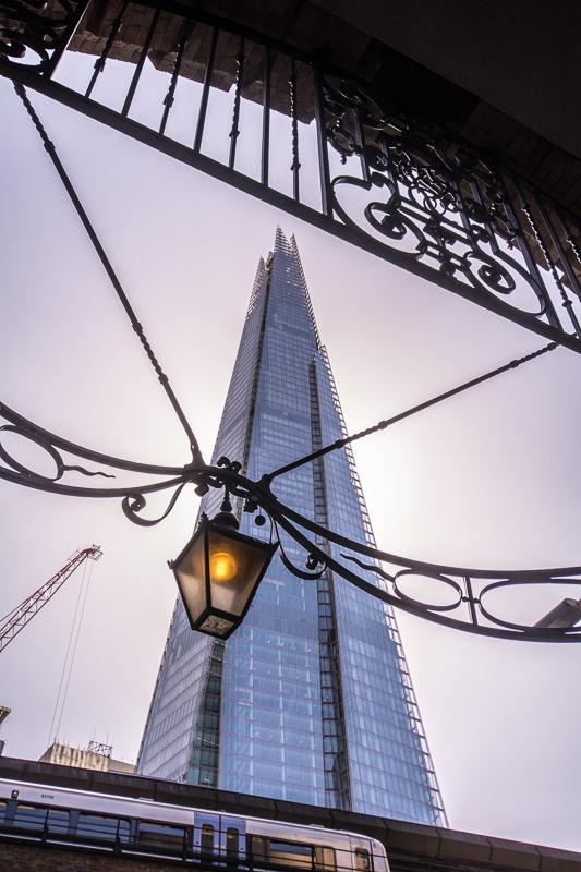 Shard - nejvyšší budova Londýna