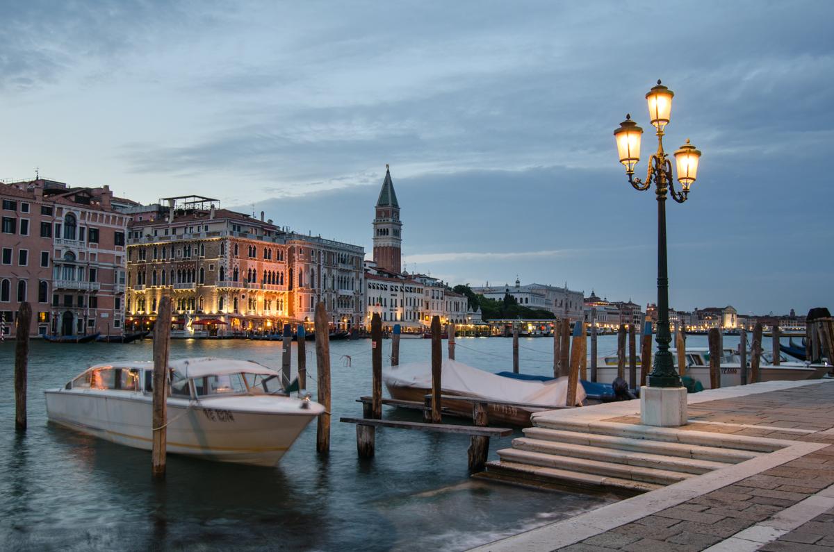 Fotografujeme italské Benátky