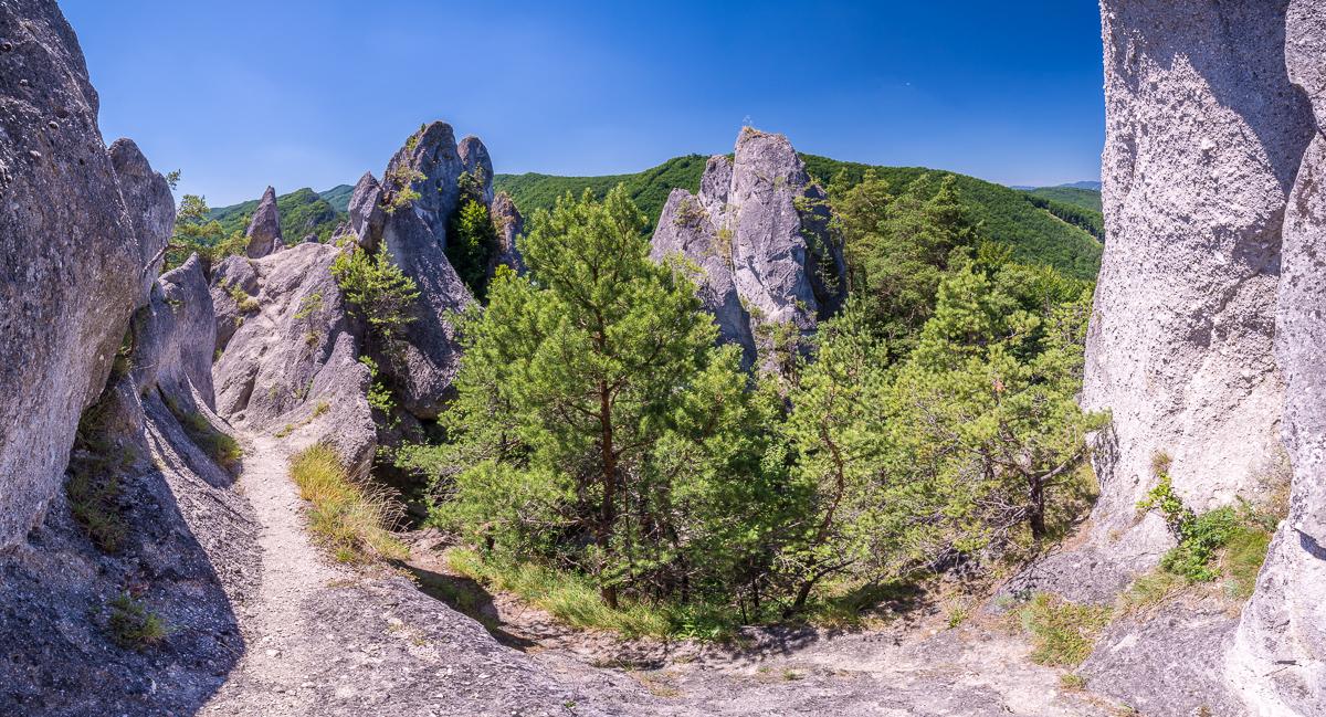 Panoráma Sulovských skal