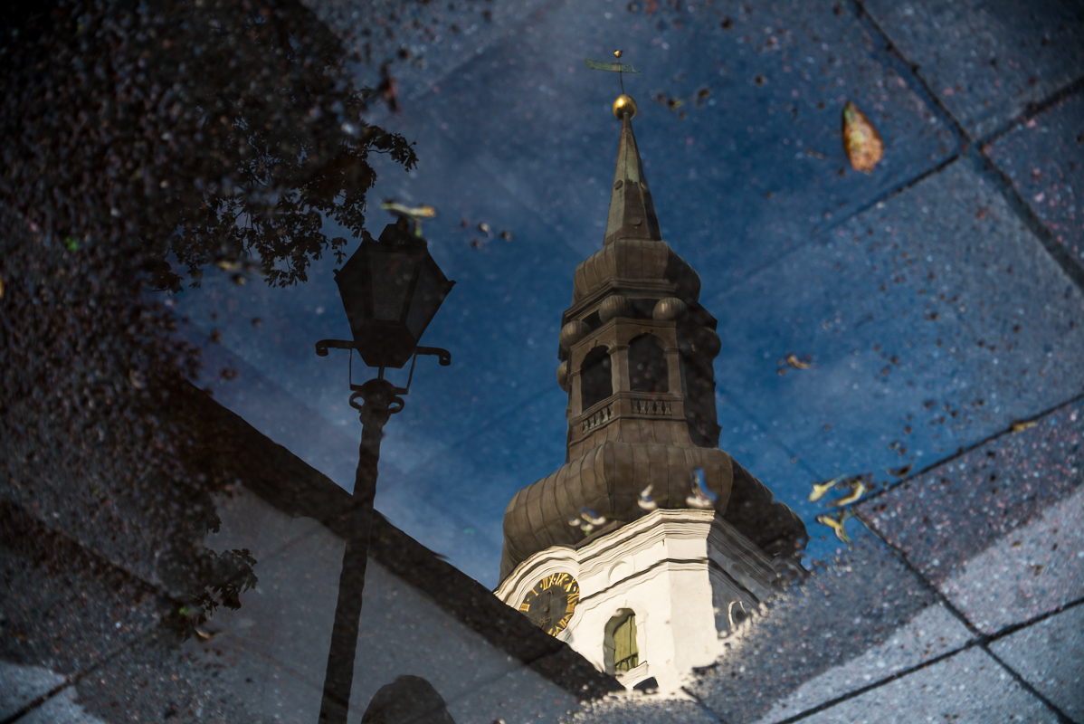 reflexe st. Mary's Cathedral