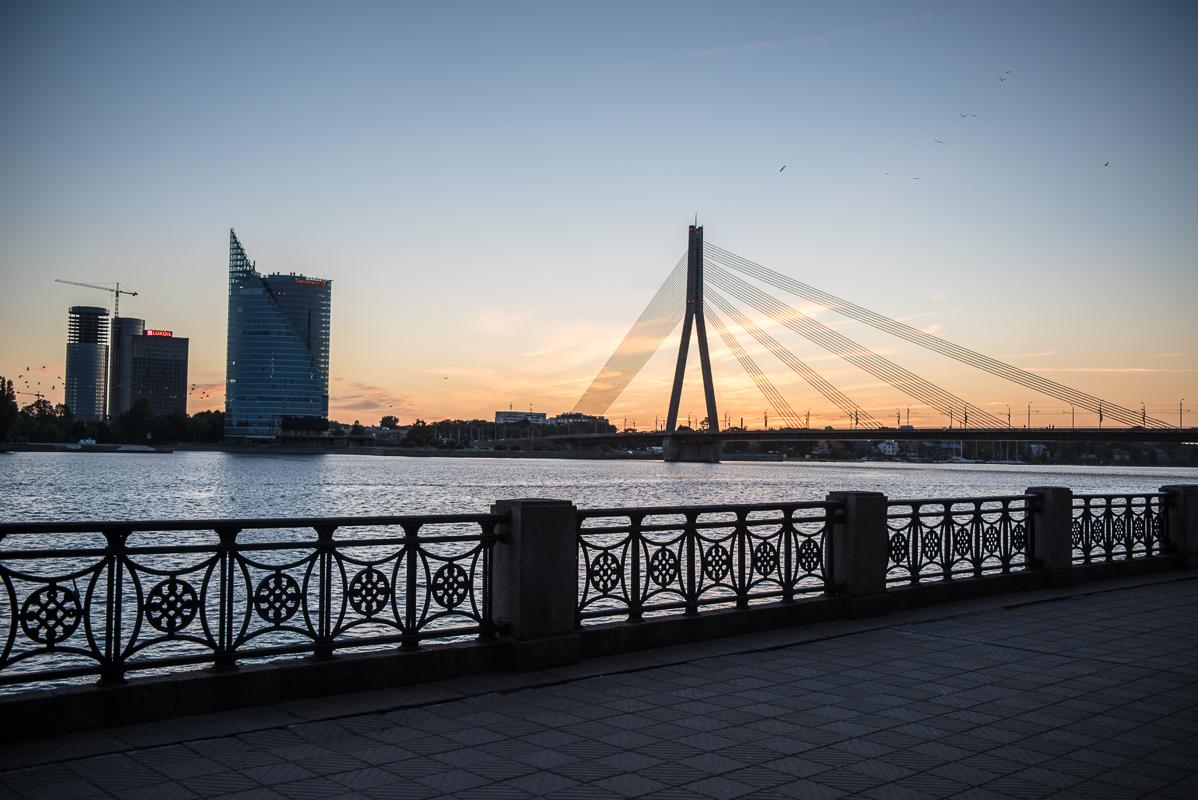 ZTallinnu do Rigy na denní výlet – má to cenu?