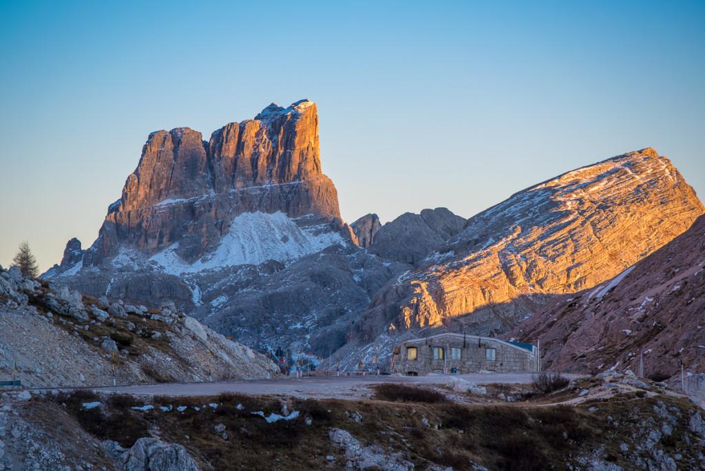 Averau, Passo Falzarego, Dolomiti, Italy