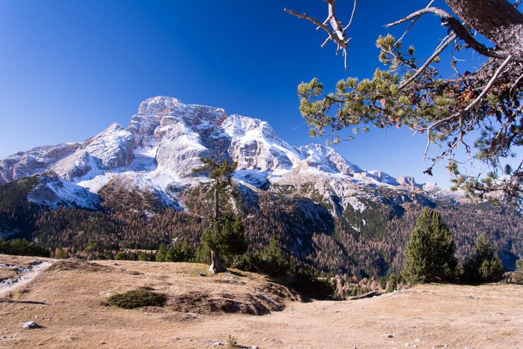 Rote Wand, Monte Rosa, Dolomiti