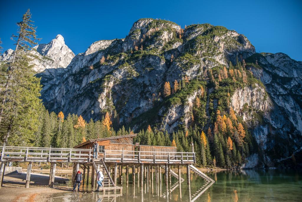 Parger See, Lago di Braies