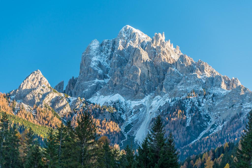 Dolomiti, Dürrenstein