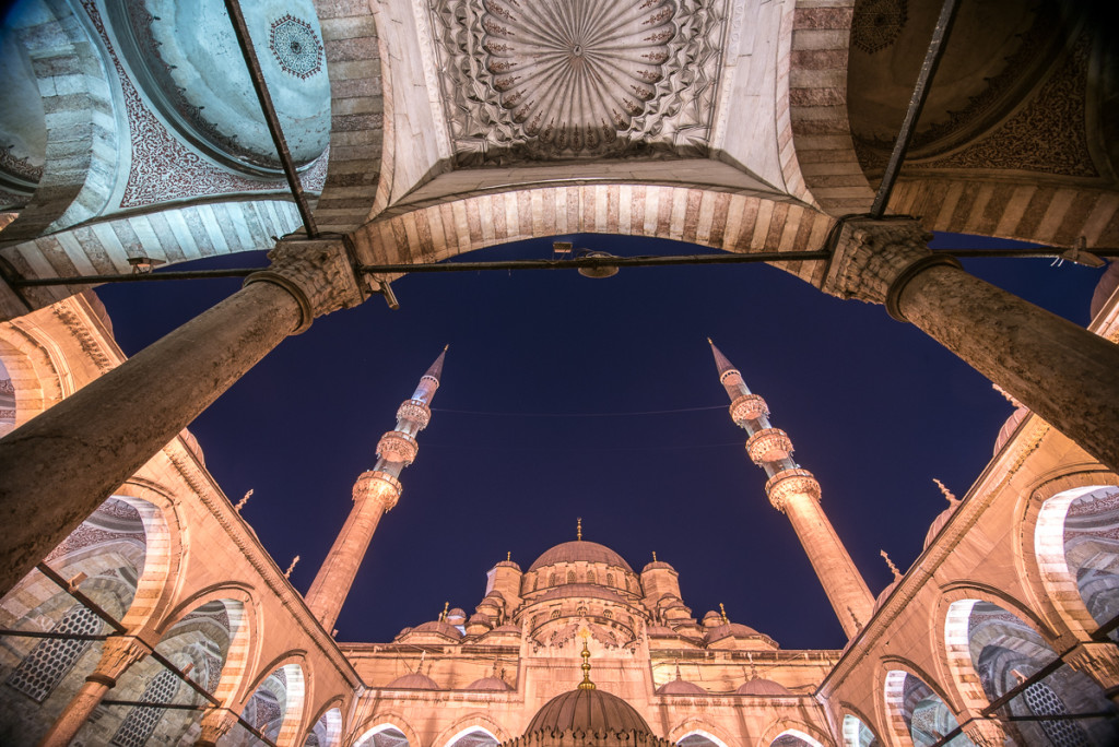 Istanbul-Turecko-mešita-Yeni