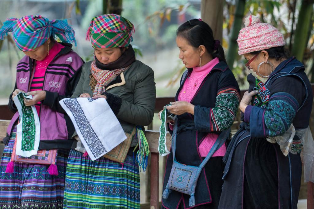 Hmongové-menšina-Vietnam-SaPa