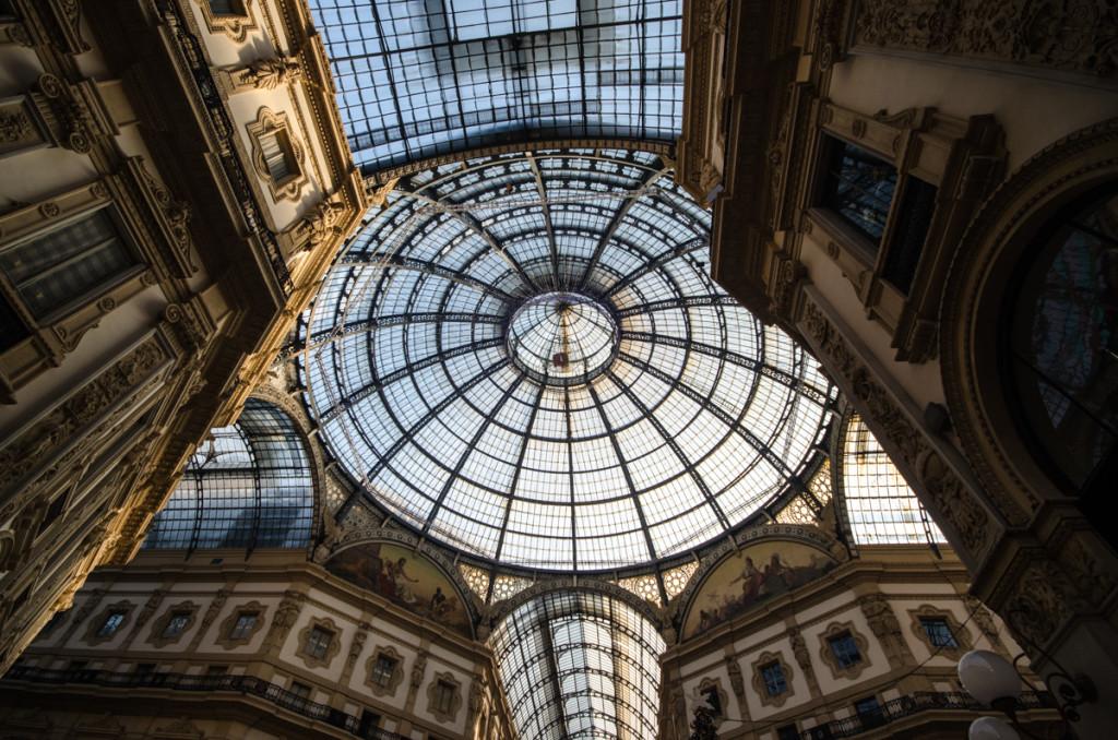 Galerii  Vittorio Emanuele