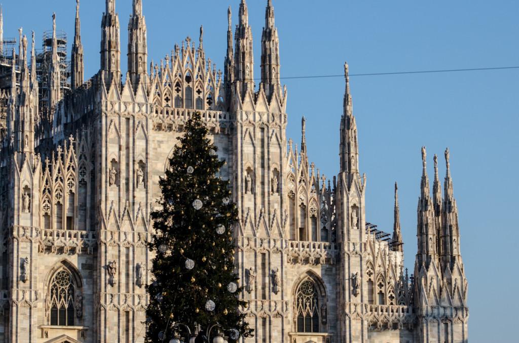 Katedrála Duomo di Milano