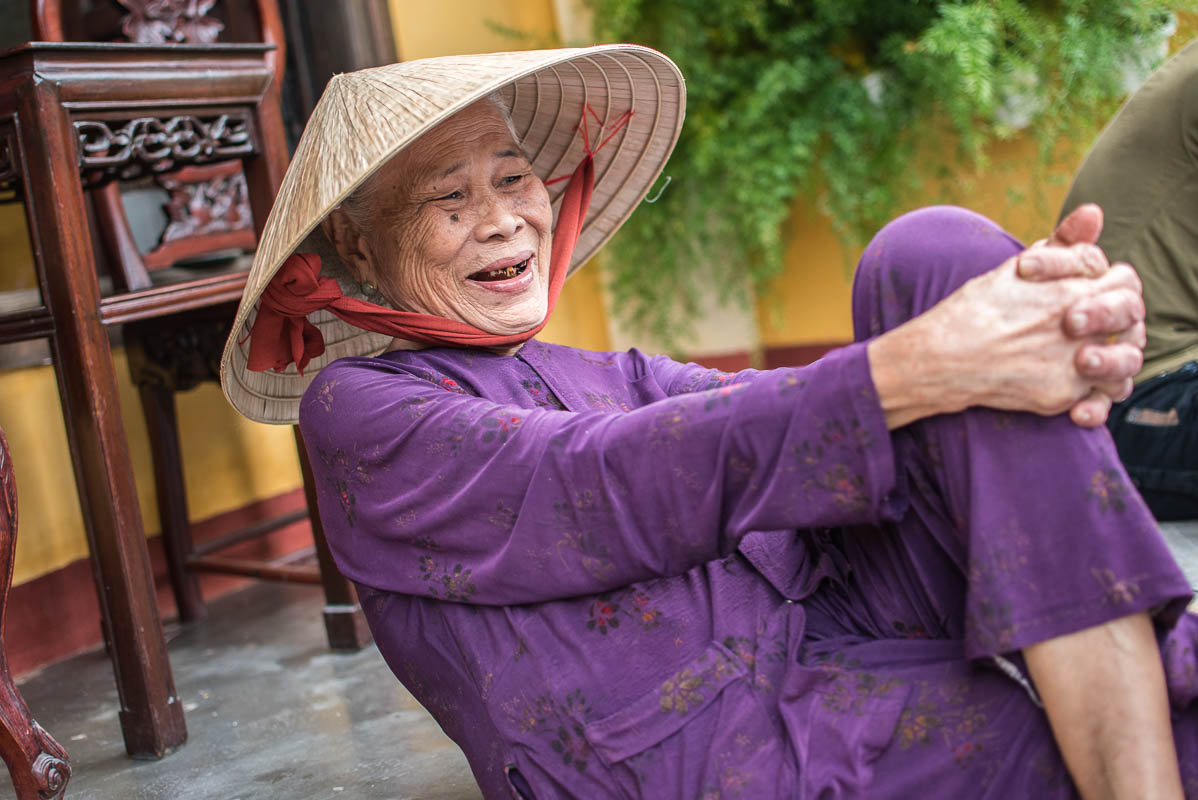 Vzpomínky na lidi z Vietnamu