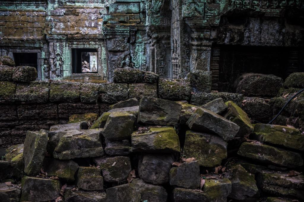 Ta Prohm, Angkor Vat, Kambodža, Cambodia