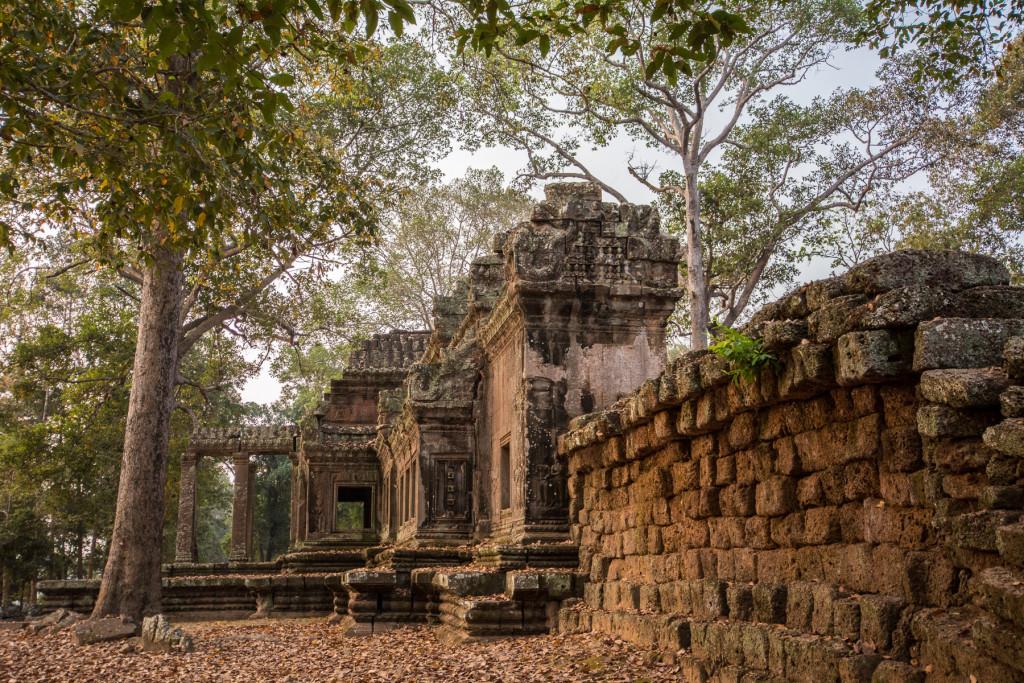 Angkor Vat, Angkor Thom, Kambodža, chrám