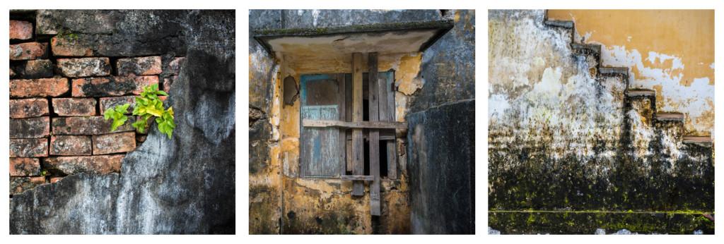Triptych - zdi Vietnamu