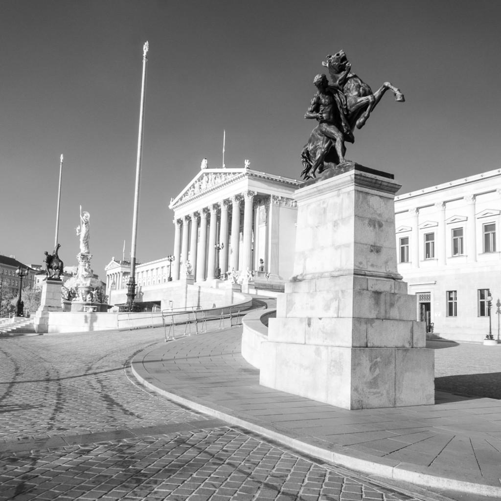Parlament, Vídeň