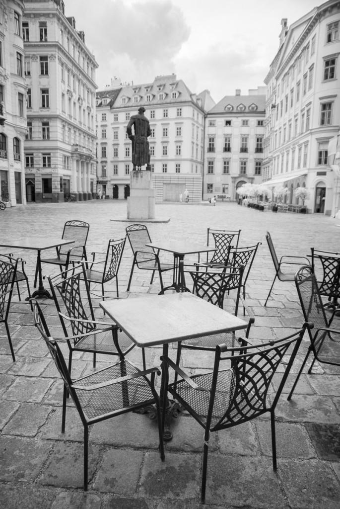 Vídeň, Judenplatz