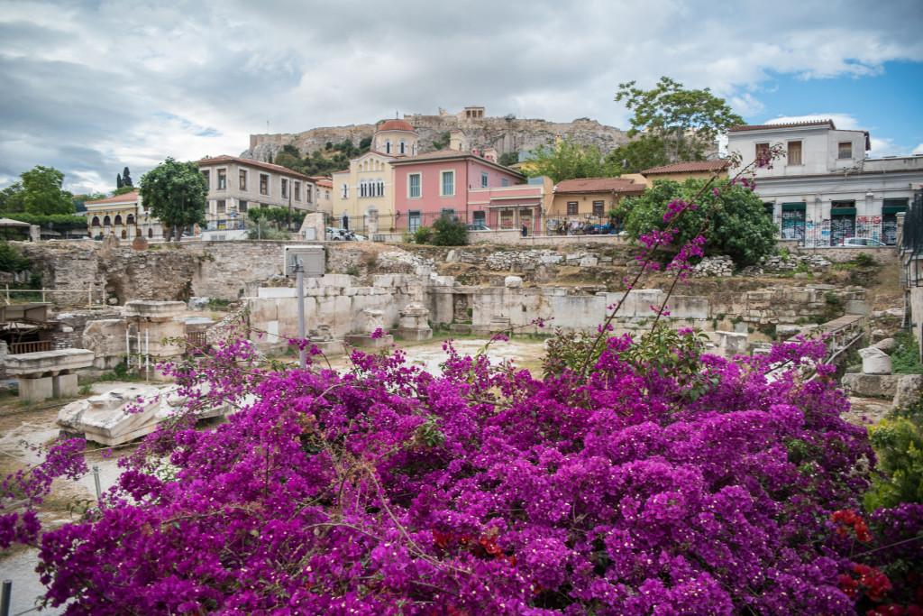 Atény, centrum, Řecko, antika, architekrura