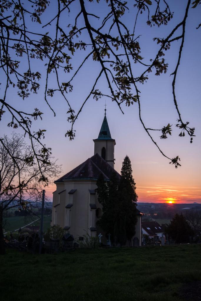 Všeňský kostel