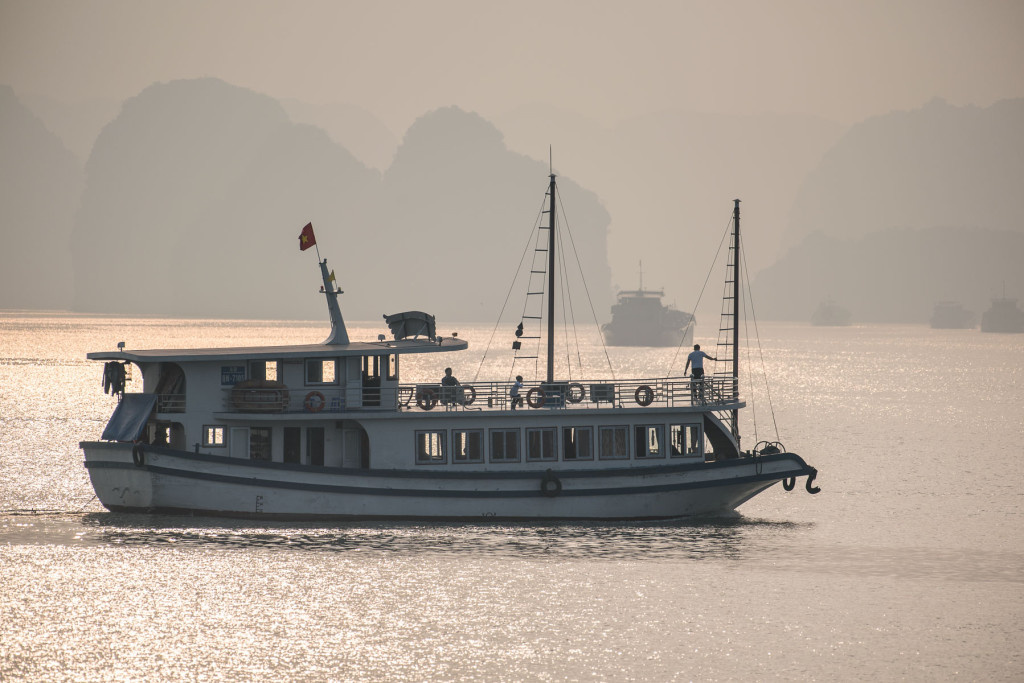Vietnam, Ha Long Bay, Nikkor 200-500mm f5,6 VR AF-S G ED