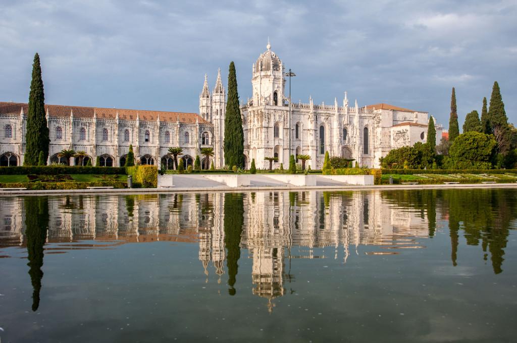 Lisabon (Portugalsko): Mosteiro dos Jerónimos