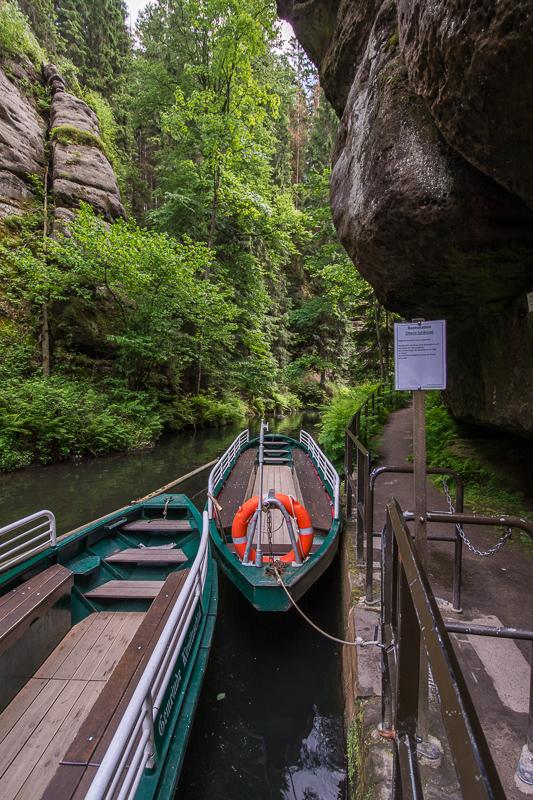Křinice, Krnitsch, Saské Švýcarsko, Sächsische Schweiz, Obere Schleuse