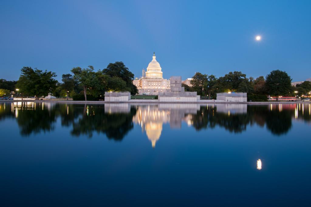 Reflexe United States Capitol