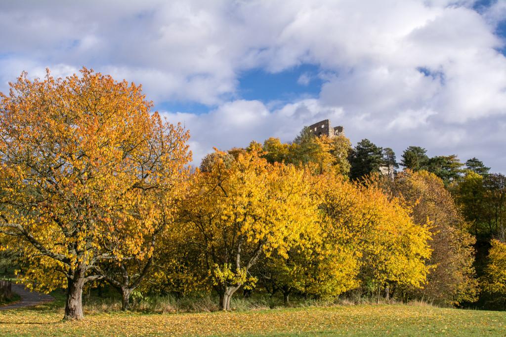 podzimní Český ráj