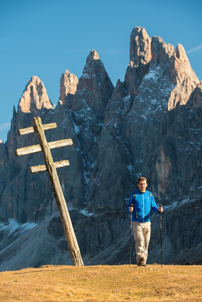 Dolomity, Vald Di Funes