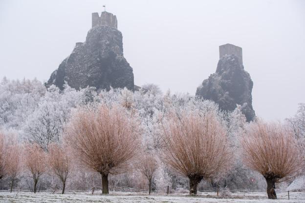 Český ráj v zimě