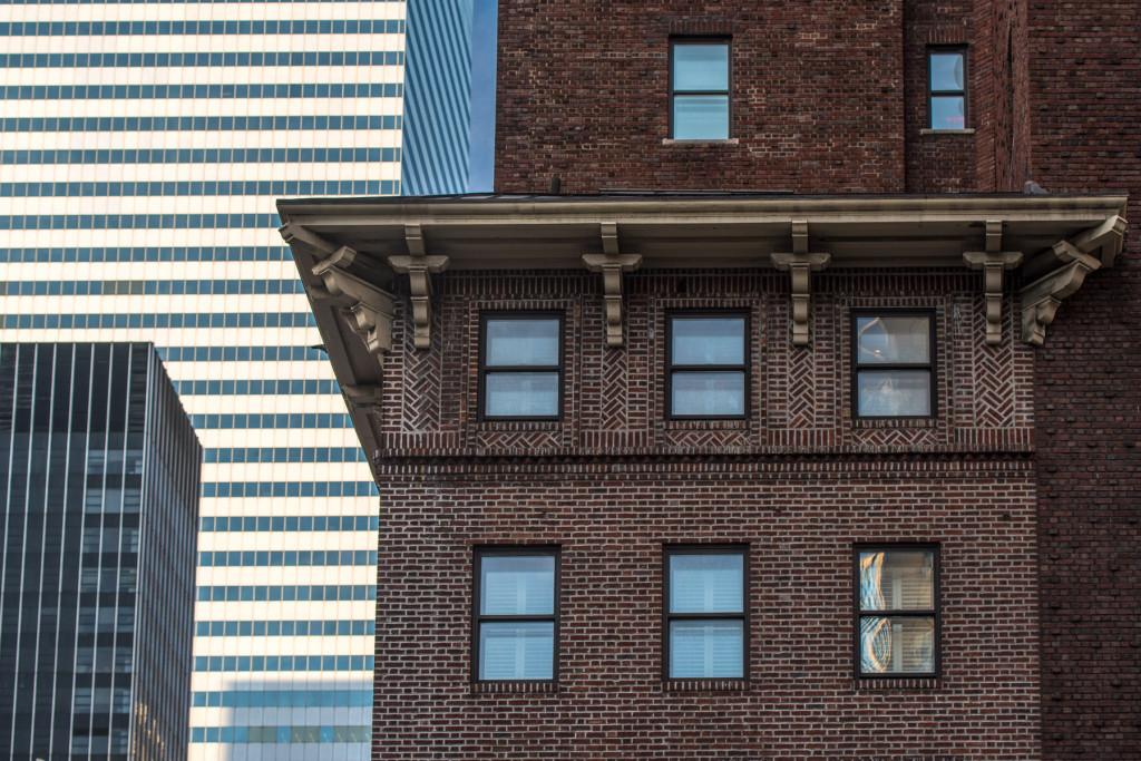 Typické fasády